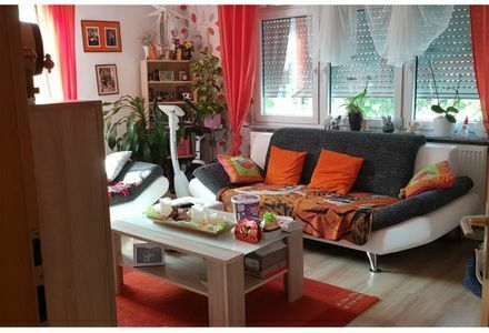 Vermiete helle, großzügige Maisonette Wohnung 132qm