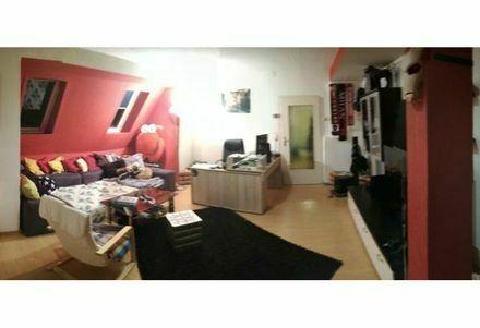 70 m2 2-Zimmer-Wohnung mit Keller!
