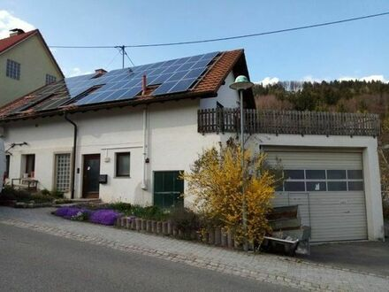 Haus mit verträumtem Garten - schnelles Internet und neue Küche!