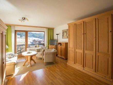 Möbiliertes Apartment mit Traum-Bergblick bei Garmisch
