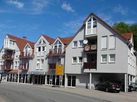 Lautertal-Reichenbach - moderne helle großzügige 2-Zimmerwohnung mit Terrasse zum 01. 07. 2018