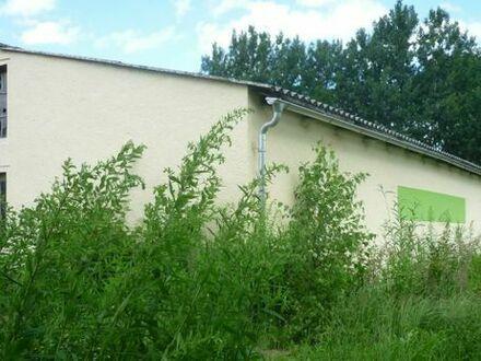 Kalthalle, Großgarage massiv - ca 135 m2 - ca. 1400m2 Grdst. o.Prov