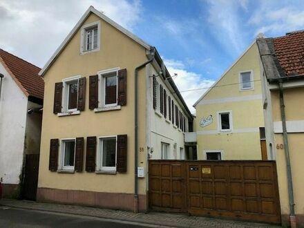 Renoviertes Wohnhaus