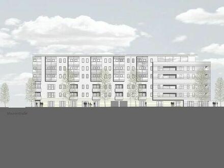 Pforzheim-Weststadt: Großzügige Neubau-Praxisräume ab 2020 zu vermieten