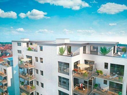 Topmodernes 1 Zimmer Apartment vollmöbliert EBK zentrumsnah