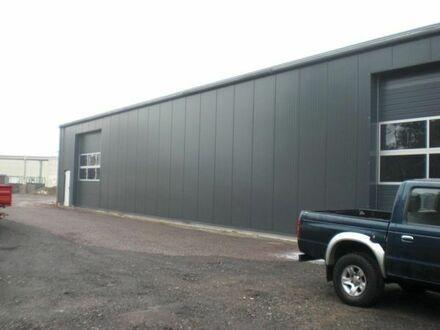 Lagerhalle Erstbezug 540 m²