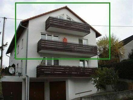 Helle Maisonette-Wohnung - 3,5 Zimmer