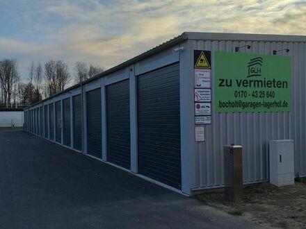 Garagen XXl in Bocholt