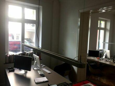 schönes Büro im belgischen Viertel, Altbau