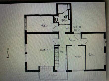 3-4 Zimmerwohnung