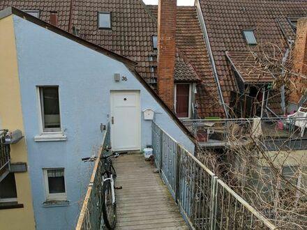 5 Zimmer Wohnung Balkon, EBK, 114qm Maisonnette