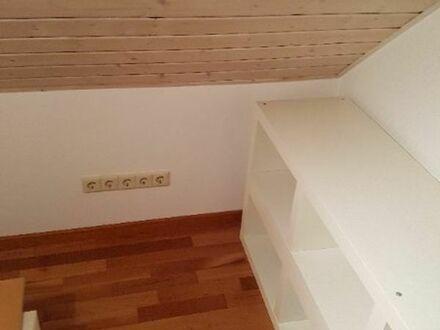 Nachmieter für 2 Zimmer Dachgeschoss Wohnung in Spessart gesucht