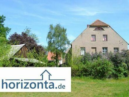 Landgasthof Bauernhof am Bärwalder See mit Saal, Garten, Wald u. Wiese