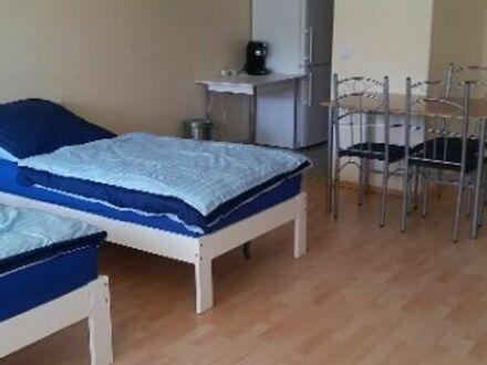 vollständig möblierte 1 Zimmer Wohnung ab sofort zu vermieten