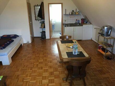 Nachmieter 1 Zimmer Dachgeschoss