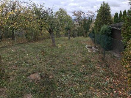 Gartengrundstück