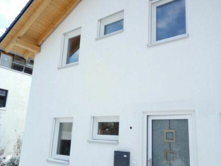 Neubau mit Seeblick