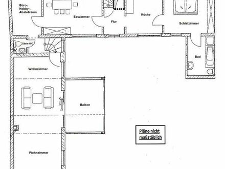 Vermiete Wohnung 3,5 Zimmer in Mühlheim am Main