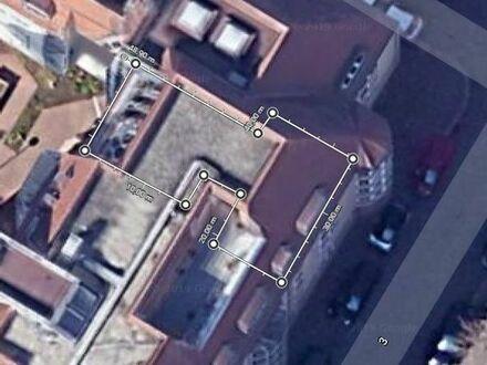 Großzügige 1,5-Zimmer-Wohnung mit Dachterrasse in den Mannheimer Quadraten