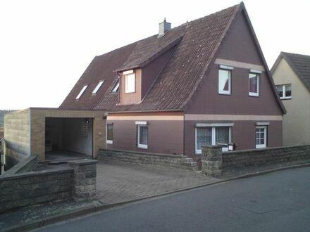 Doppelhaus in Goslar-Oker