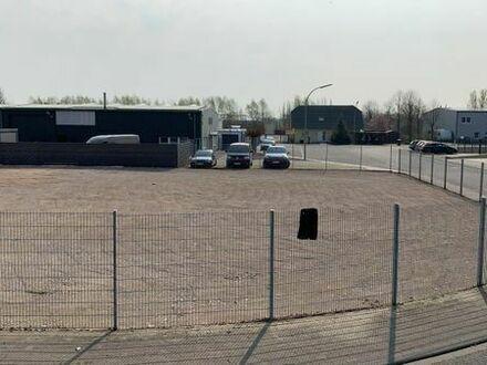 Abstellplatz für Wohnwagen / Caravan