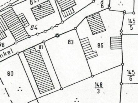 Bauträger aufgepasst ! Abrissgrundstück für Haus und Wohnungsbebauung.