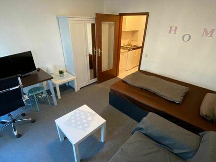 Zentral gelegenes Studio mit Balkon