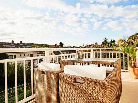 Kampowski - Grand Deluxe Apartment ***** Luxus-Apartment vor den Toren Frankfurt