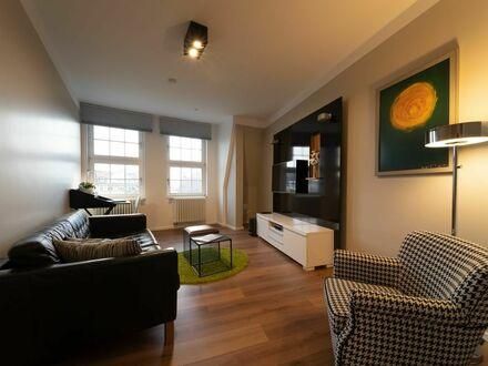 Modernes Panoramablick Appartement