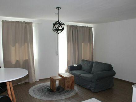 Hell eingerichtete Wohnung