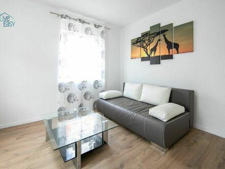 2-Zimmer Apartment in Bahnhof-Nähe