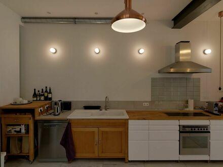 3-Zimmer-App. mit 80 m² Garten & Terrasse