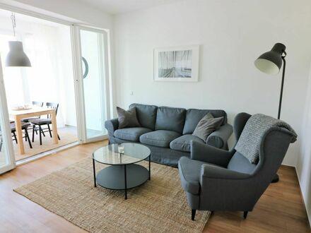 Möblierte 3-Zimmer-Wohnung mit Blick auf das Schloss Charlottenburg