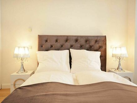 Geräumige und modern eingerichtete 1-Zimmer-Wohnung für Ihren vorübergehenden Aufenthalt in Frankfurt in der Nähe der A…