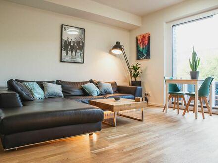 Neubau 2-Zimmer Apartment in Hamburg Winterhude