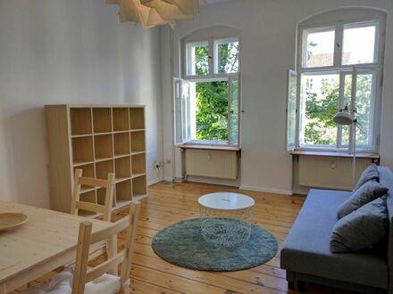 Gemütliche und sonnige Wohnung in Herzen von Berlin Friedrichshain