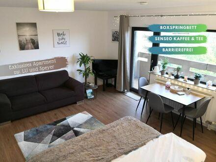 Exklusives, möbliertes Apartment zwischen Speyer und Ludwigshafen