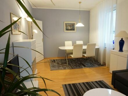 Villa Elenor in Mainz, freistehendes Haus, 4 separate Schlafzimmer