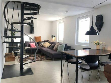 Fischerhaus in Köln, liebevoll und modern eingerichtet