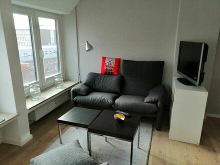 Sonnige, moderne Wohnung mit Vollausstattung, Top-Lage in Münster City
