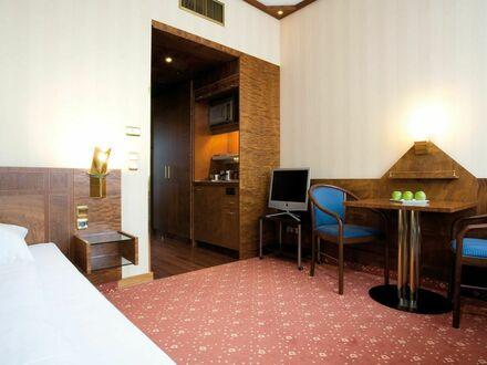 Single Apartment mit Kitchenette nähe Museumsmeile