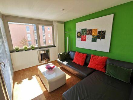 Moderne und helle 5 Zimmer Maisonette-Wohnung im beliebten Mainz (Gonsenheim)