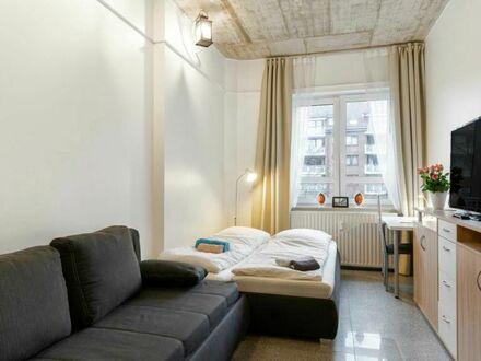 Gemütliches Apartment nahe Airport & und U-Bahn