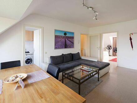 Ruhig gelegenes, möbliertes Appartement in Düsseldorf