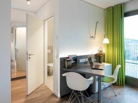 Rooftop Fair - Luxus Studio Apartment im Zentrum