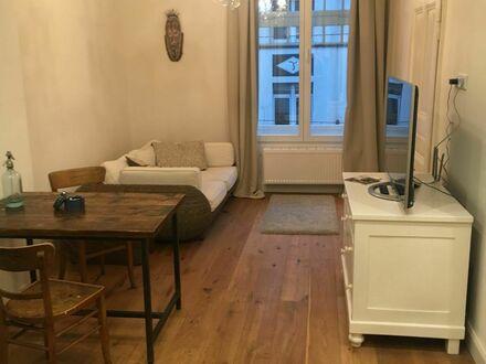 Ruhiges 2 Zi Apartment in denkmalgeschütztem, frisch sanierten Altbau