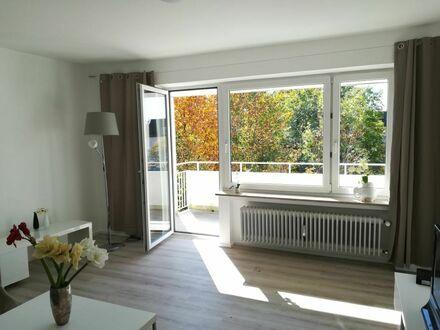 Modern light apartment in central Munich