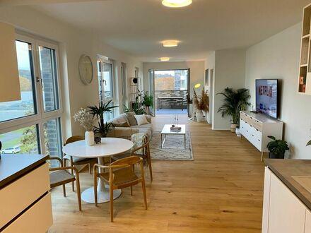 Premium Home Office Loft in Flingern mit großem Balkon