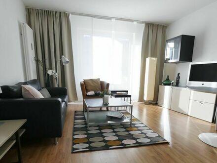 2-Zi. Wohnung, sonnig, chic und zentral gelegen