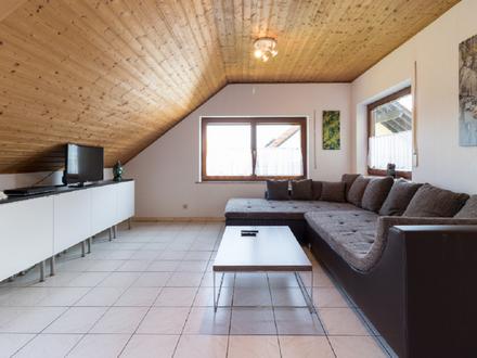80 m² Wohnung mit 2 Schlafräumen für 5 Personen